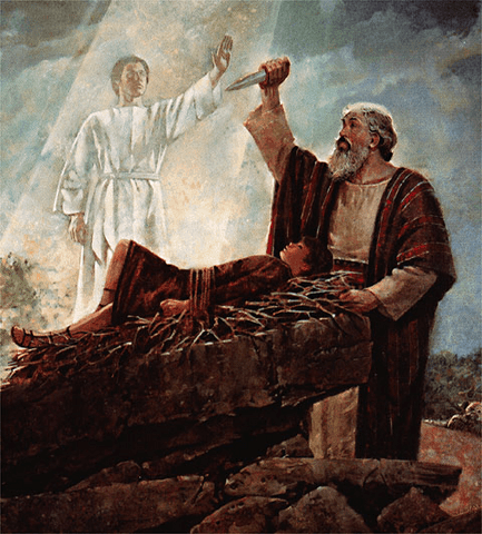 God Tests Abraham's Faith – Making it Simple – Lesson Nine