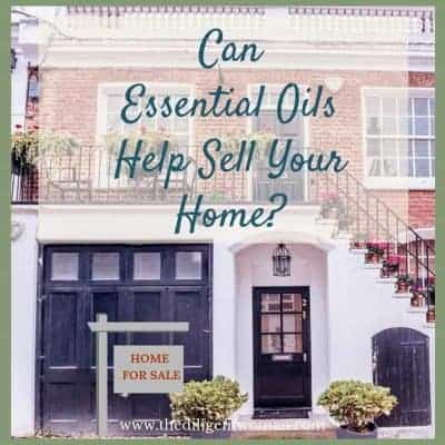 Can Essential Oils Help Sell Your Home?