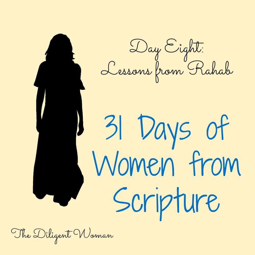 Lessons from Rahab