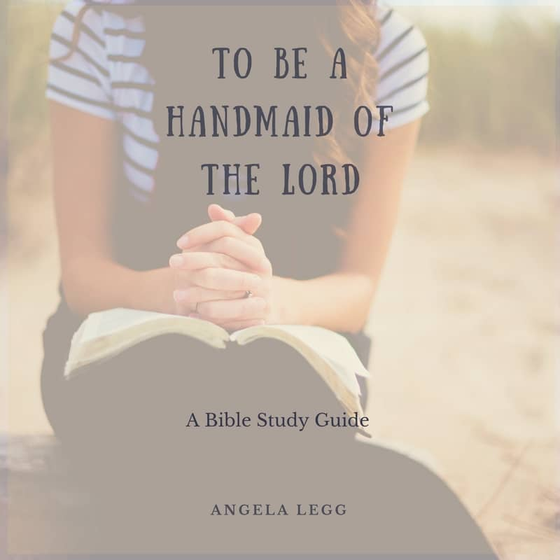 To Be a Handmaid of the Lord