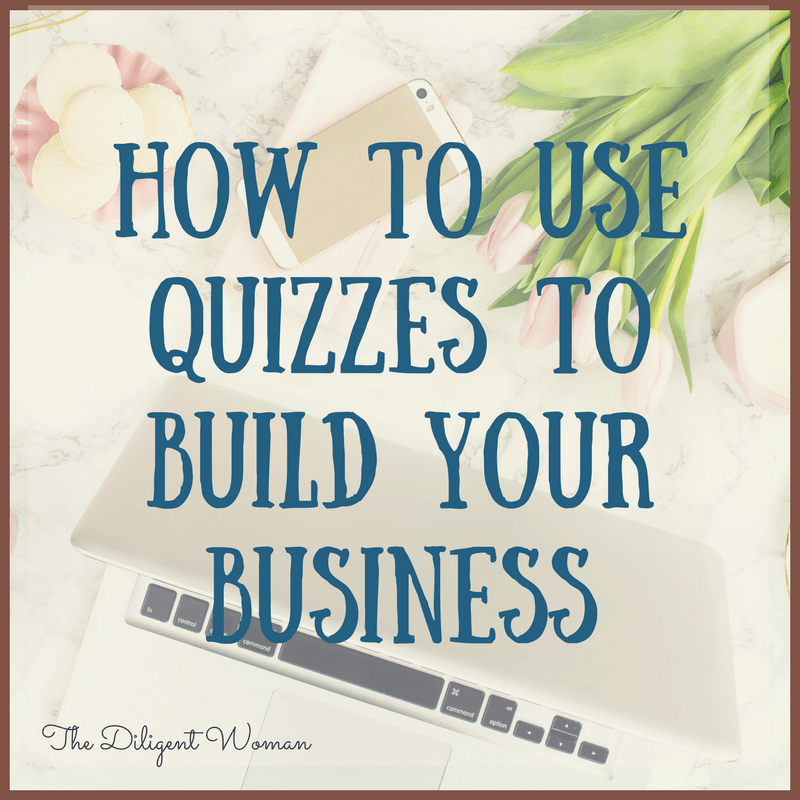 Business Building Tools – Quizzes