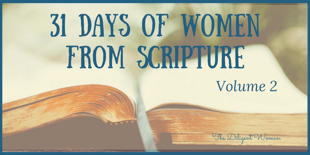Join us for the sequel to last year's popular study about women from Scripture. Learn more about the women God gave us as examples.