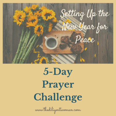 5-Day Prayer Challenge – New Year Edition