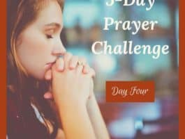 Praying about working from home. The 5-Day Prayer Challenge will encourage you and bring your confidence in your prayer life. Take the challenge and learn how easy prayer should be, how to know God will hear your prayers, and how to have an endless supply of things to say.