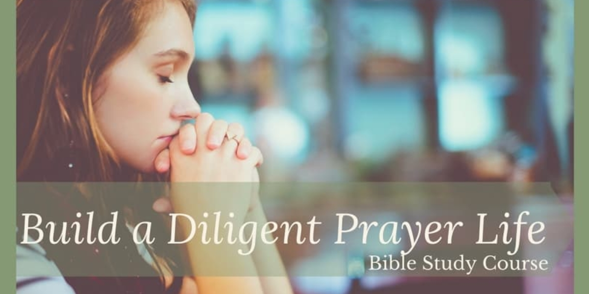 Build a Diligent Prayer Life BSC FB app
