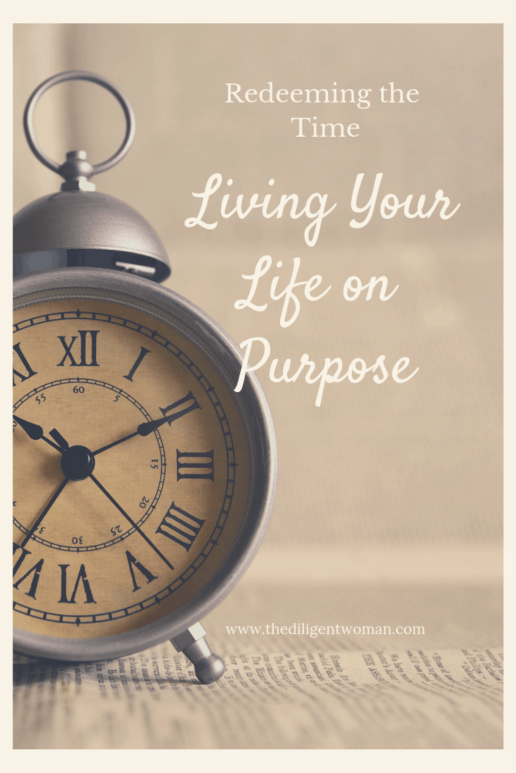 Do you want to learn how to manage your time better? Redeeming the time is about choosing what you are willing to pay for the things that fill your days. How will you spend your minutes?