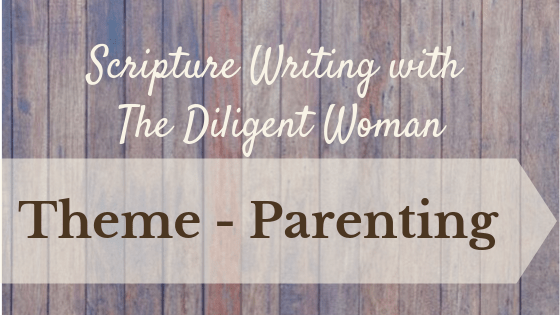 Scriptures about Parenting