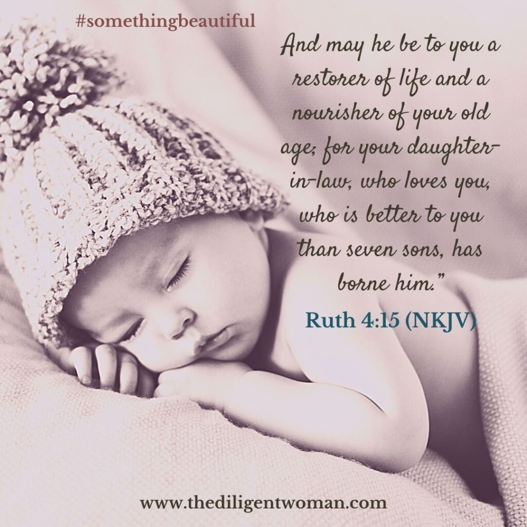 Lessons from Ruth in the Bible